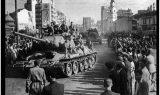 La 16 ianuarie 1945, sub pretextul semnarii Convenției economice româno-sovietice privind despăgubirile de război incepe o lunga perioada de spoliere a economiei Romaniei de catre URSS
