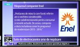 Suma imensa pe care Enel trebuie sa o plateasca statului roman: 400 milioane de euro
