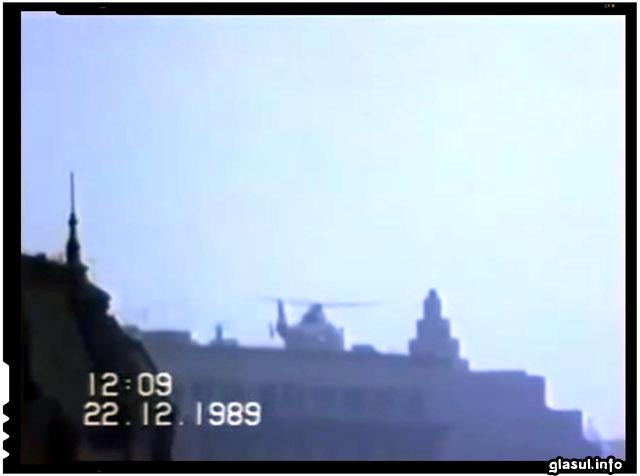 Lovitura de stat din 1989 confirmata! Ceausescu a fost batut si urcat cu forta in elicopter ca sa para ca voia sa fuga