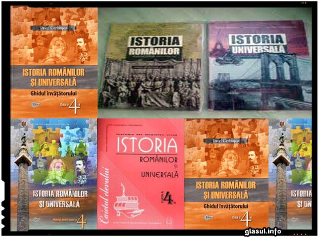 Un manual de istorie… debusolata