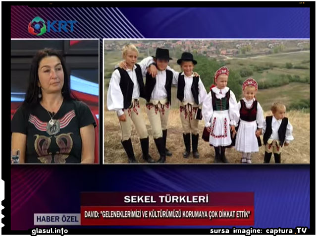 Sekelistan, o falsa imagine oferita de catre propaganda maghiara turcilor