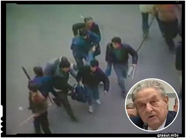 """George Soros a """"sponsorizat"""" organizarea atrocitatilor de acum 25 de ani de la Targu Mures?"""
