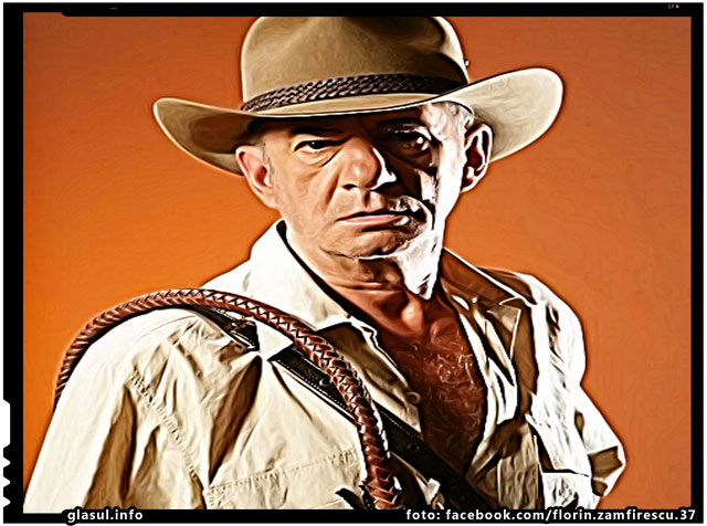 Replica actorului Florin Zamfirescu la propaganda homosexuala facuta la UNATC, foto: facebook.com/florin.zamfirescu.37