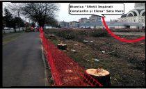 Inca o batjocura la adresa românilor din Satu Mare: primarul a acordat autorizatie de construire a unui supermarket lipit de o biserica ortodoxa