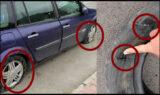 Mașina unui președinte de partid din IAȘI, atacată în stil mafiot