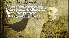 La 21 ianuarie 1852 se năștea Vasile Lucaciu,