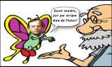 Flutură nesimțirea și impostura pe listele de testare pentru Covid-19: Gheorghe Flutur declarat medic în acte