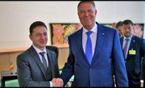 """Se solicită Ambasadei Ucrainei la București o poziție oficială cu privire la declarația președintelui ucrainean: """"România a ocupat nordul Bucovinei în 1918"""""""