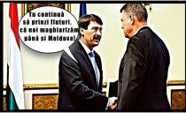 În timp ce marioneta Berlinului din România prinde fluturi, Ungaria își continuă maghiarizarea până și prin județele Moldovei