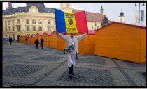 Antiromânism la Sibiu! In timp ce Consiliul Local a dat unui parc numele lui Petofi Sandor, unul dintre cei mai sovini poeti maghiari, Avram Iancu este batjocorit de autoritati!