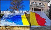 Unioniștii au rupt harta României Mari în două: marșuri la Alba Iulia și Chișinău