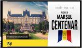 Ieșenii se organizează în număr cât mai mare pentru a fi prezenți la Marșul Centenarului de la Chișinău