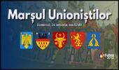 Unioniștii strâng rândurile la Iași: Unioniștii din România și Republica Moldova își dau întâlnire la Iași, duminică, pe 24 ianuarie