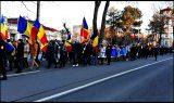 Marș unionist la Chișinău de 1 Decembrie: