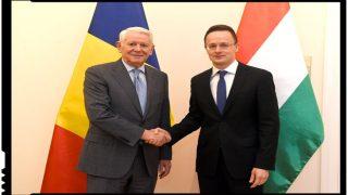 Teodor Meleşcanu, alături de omologii săi din Bulgaria, Grecia si Ungaria cauta sprijin la Consiliul Europei impotriva Ucrainei