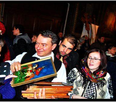 Vinovat c-am dăruit Icoane si am înălțat Troițe pentru Inima Țării împreună cu mii de români, împreună cu frații si surorile mele de credință si sânge