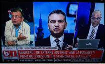 Ministrul de externe din Austria vine la București pentru a face presiuni în scandalul gazelor?