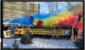 De Centenar, sute de tineri români au cerut la Chișinău reîntregirea Țării
