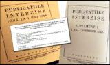 2 Mai 1945: Se repetă vremurile? În 1945 era dat decretul-lege Nr. 364 pentru retragerea unor publicații periodice și neperiodice, peste 2.000 de titluri