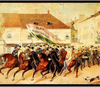 Si totusi ce sarbatoresc cu adevarat maghiarii pe 15 martie?