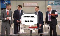 Știe tot mapamondul că Iohannis este doar un om de paie? România batjocorită într-o emisiune de umor în SUA