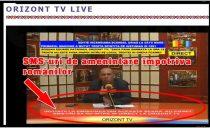 Bogdan Eduard, patronul Orizont TV: