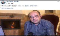 Vicepreședintele consiliului județean Covasna continuă să-și arate alergia la imnul național, folosind argumentele lui Sabin Gherman