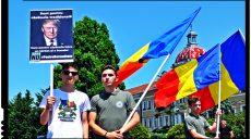 Ca și la Cluj, și la București s-a protestat azi cu portretul lui Trump în mână la Marșul Normalității
