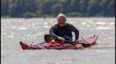 Celebrul caiacist gălățean, Valerică Rîmbu, va padela pe Dunăre, între Galați și Sulina, într-un eveniment de strângere de fonduri pentru construcția unui bazin de hidrokinetoterapie la Galați