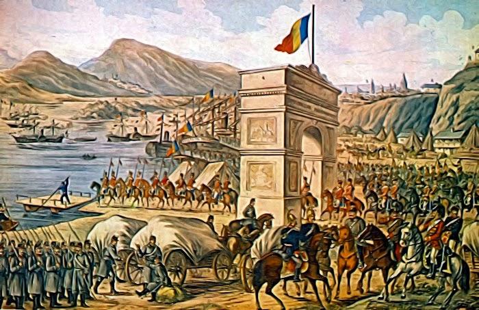 Romania Naţiune indivizibilă cu libertate şi dreptate pentru toţi
