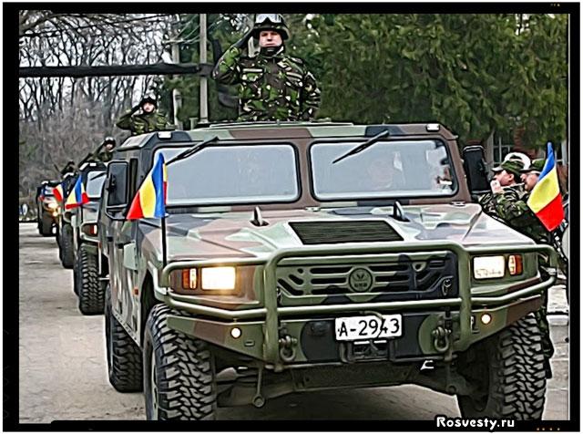 Rosvesty cotidian rus : Romania se pregateste sa atace Ucraina pe 26 februarie