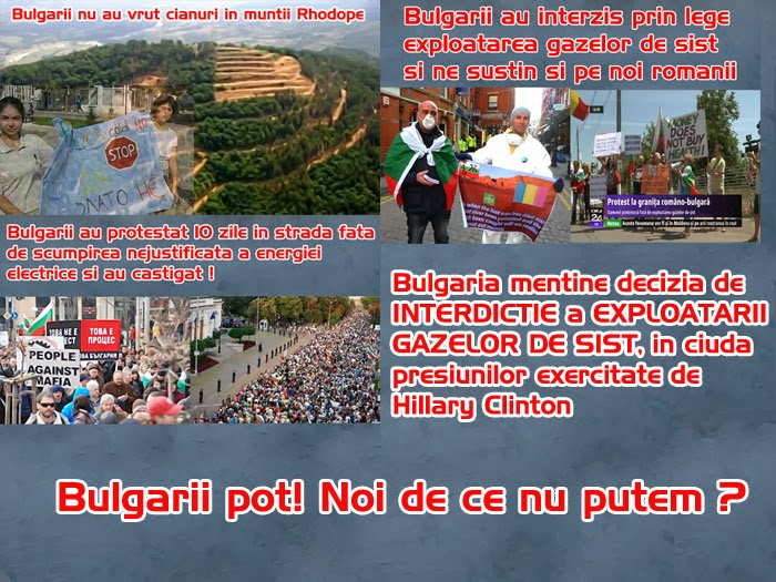Bulgarii pot! Noi de ce nu putem?