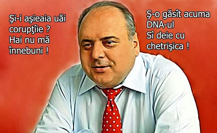 Gheorghe Stefan Pinalti este anchetat de DNA pentru coruptie