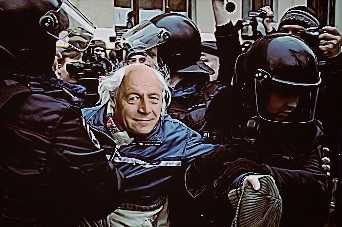 Traian Basescu arestat