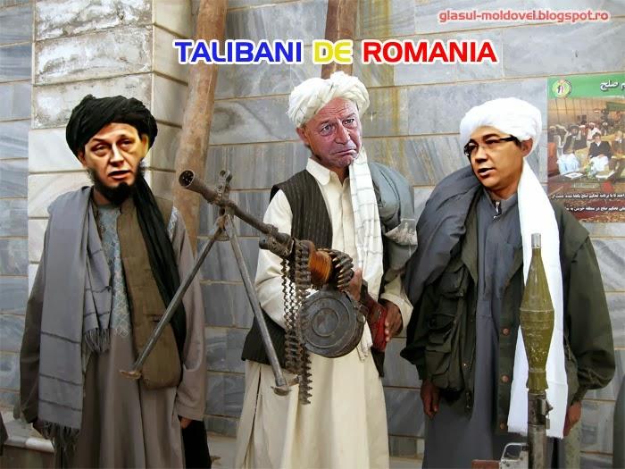 Talibani de Romania