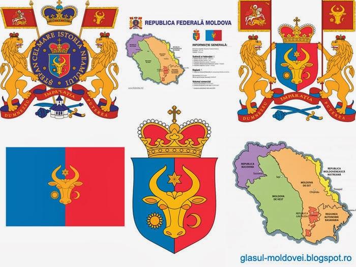 Propagandisti lobotomizati doresc Republica Federala Moldova