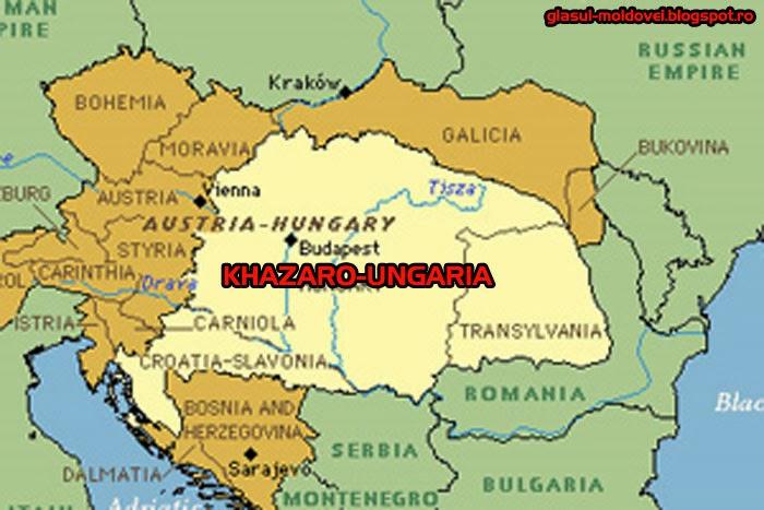 Khazaro-Ungaria noua Austro-Ungarie?