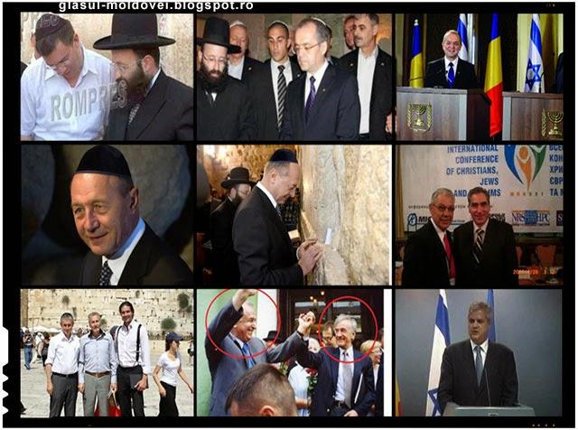 Romania - politica filo-sionista sau am pierdut de tot butoanele?