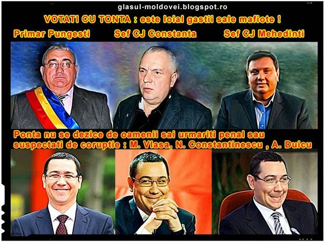 Am intalnit si politicieni romani loiali! Loiali celor urmariti penal!, Foto : Glasul-Moldovei.blogspot.md