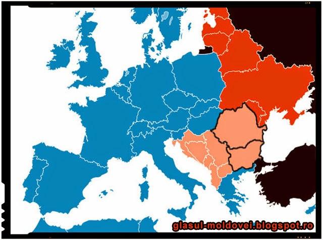 Romania si Bulgaria tinte ale expansionismului rusesc