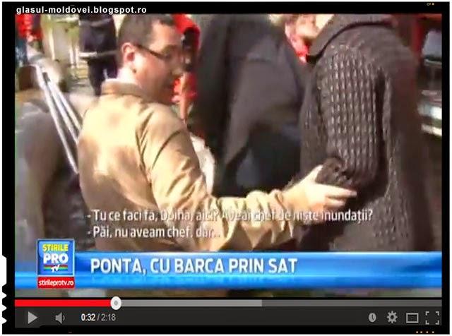 Ce cauta Ponta in functia de prim ministru?, Sursa: youtube, Stirileprotv.ro