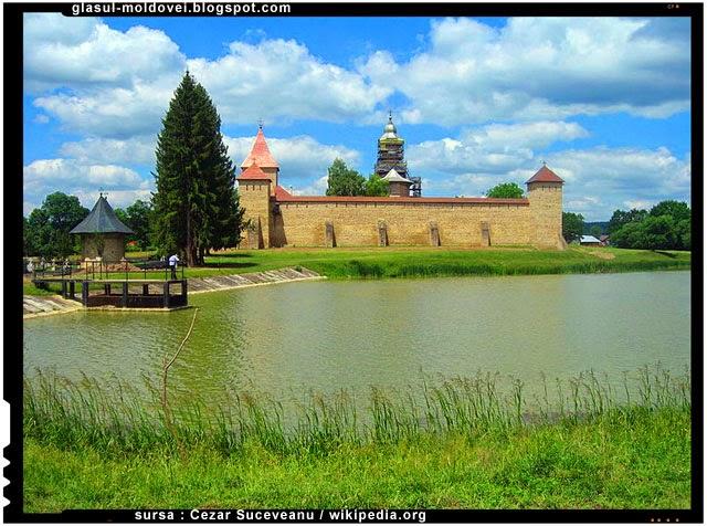Manastirea Dragomirna, un proiect romanesc de restaurare premiat de UE, Foto: Cezar Suceveanu / wikipedia.org