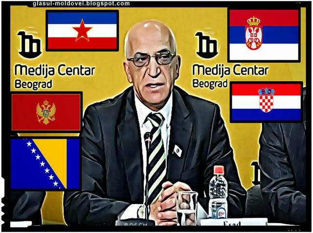 Minoritatile din fosta Iugoslavie au inceput de-slavizarea si de-sarbizarea numelor