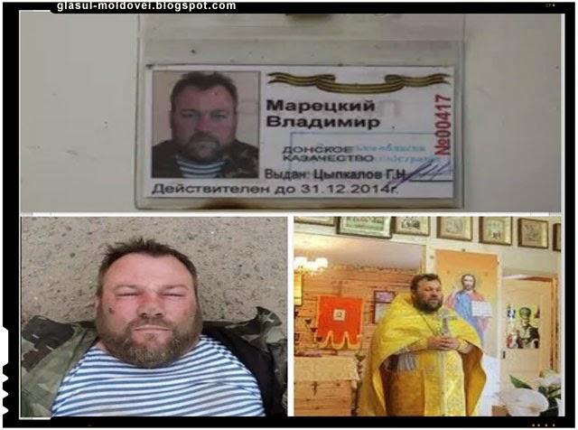 Preot rus inarmat cu cuvantul Domnului si cu pusca omului