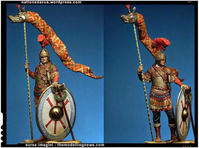 Dacul ajuns pretorian la Roma si care a trait pana la 85 de ani