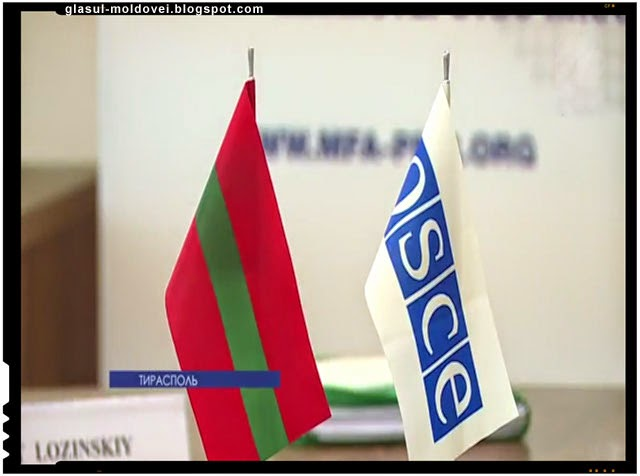 Negocieri intre Chisinau si Tiraspol