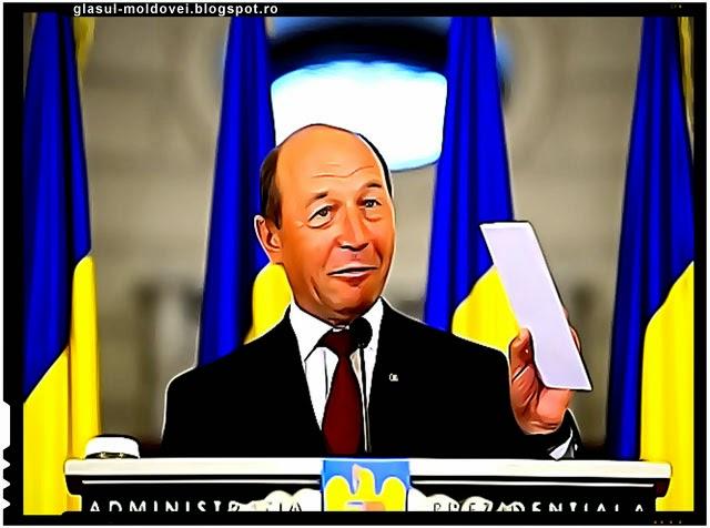 Diaspora romaneasca din SUA - Basescu detine functia in mod ilegal si fraudulos