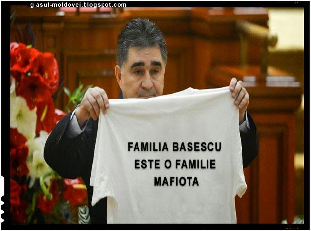 Domnul Senator Ioan Ghise - Familia Basescu este o familie mafiota