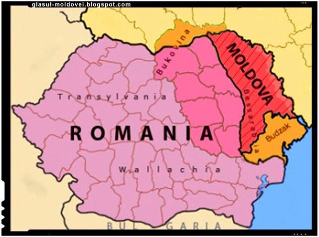 Compromisul facut in numele romanilor pentru unirea cu Basarabia