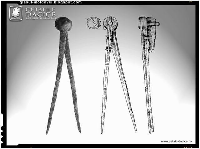 Cat de sofisticati erau dacii?, Foto: www.cetati-dacice.ro